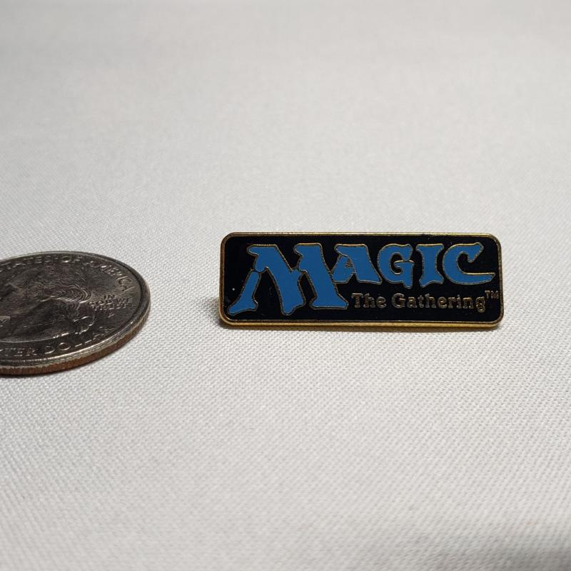 Magic: the Gathering Blue Enamel Pin